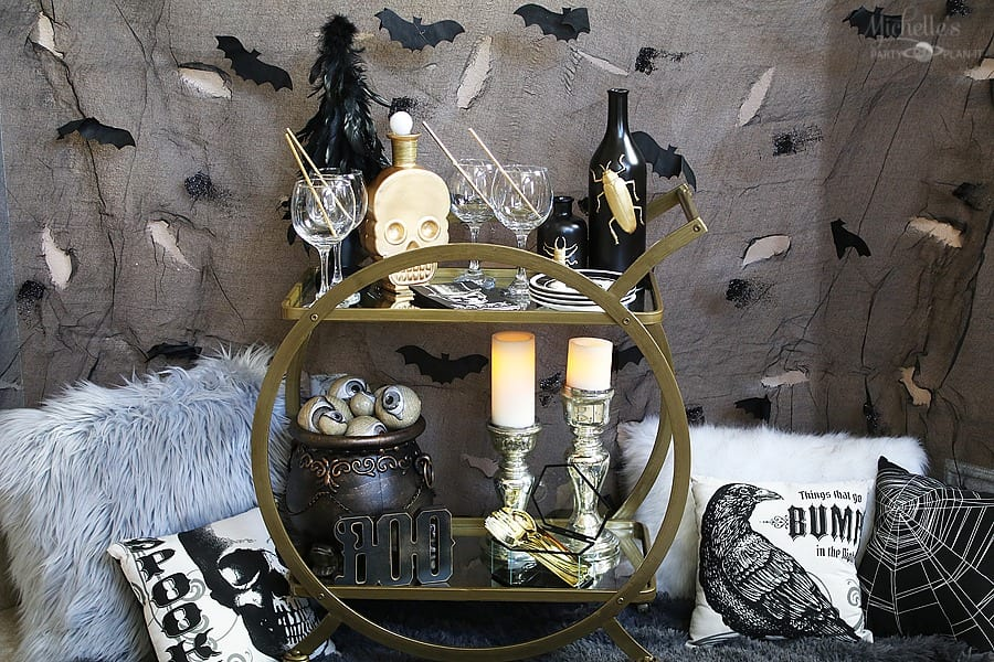 Easy Halloween Cocktail Party Ideas