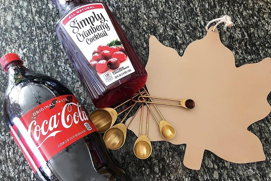coca-cola cranberry