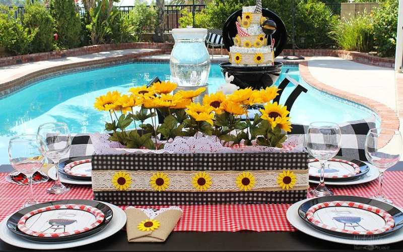 Easy Baby Shower BBQ Ideas For Any Backyard