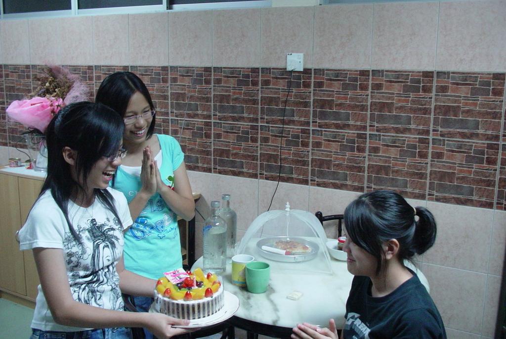 Jia Yuan, Jia Wen and I