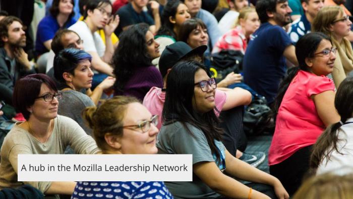 Exploring IoT with Mozilla -- Hub