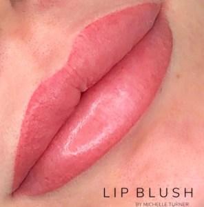 Lip blush Michelle Turner