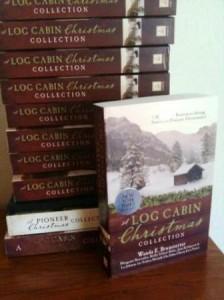 NYTimes best seller Log Cabin Christmas