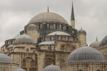 i'm sorry, i thought i told you to build a mosque with domes