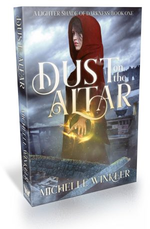 Dust on the Altar book cover