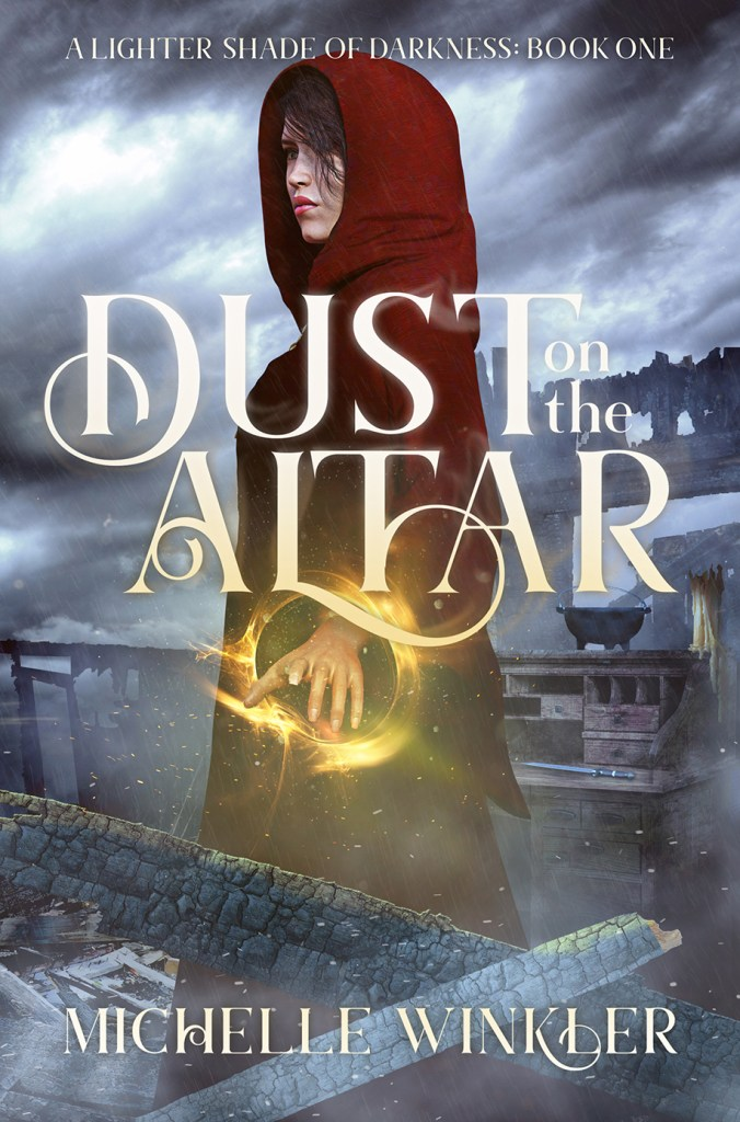 Dust On The Altar eBook Cover