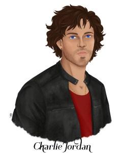 Charlie's character art by TA Hernandez