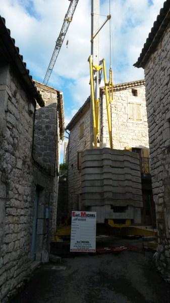maçon sud Ardèche