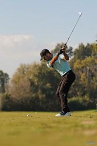 Sesión fotografica de Golf a Ricky Cabello en el Real Club de Golf Guadalhorce, en Málaga. Michel Martin Pics