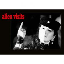 'Alien Visits', Rock-Poetry-Images 1/2