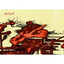 'Alien Visist', Rock-Poetry-Images 57/58