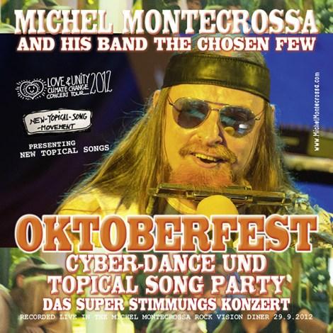 Oktoberfest Party – Michel Montecrossa's Good Mood Concert from Oktoberfest to Carnival and Oktoberfest again