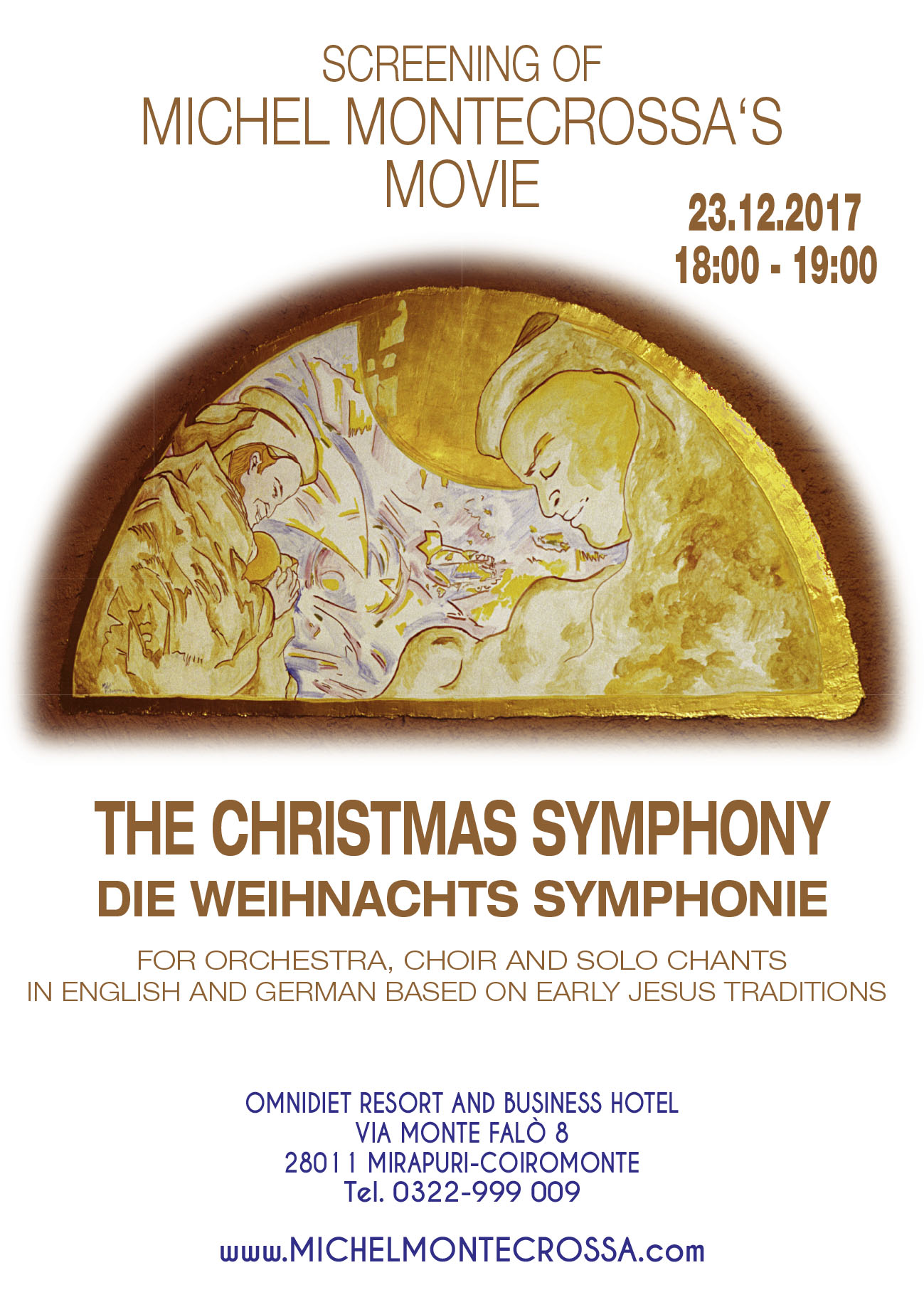 The Christmas Symphony Screening