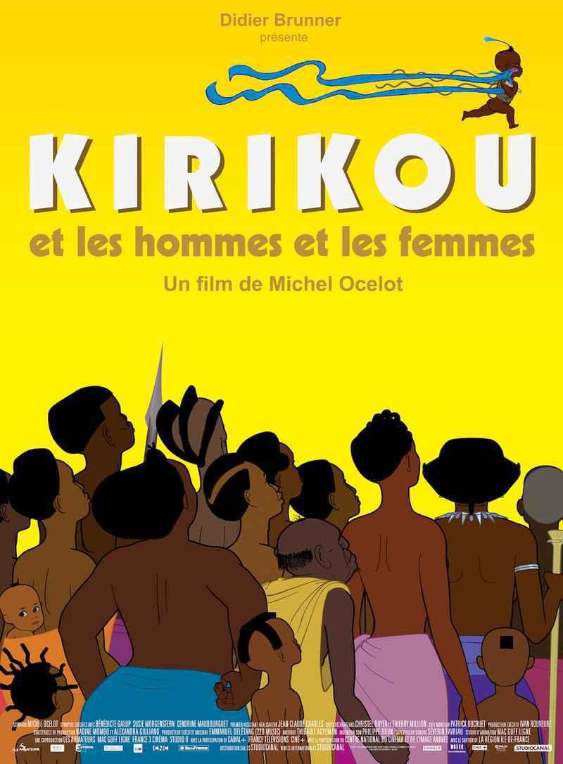 Kirikou Et Les Hommes Et Les Femmes : kirikou, hommes, femmes, Kirikou, Hommes, Femmes