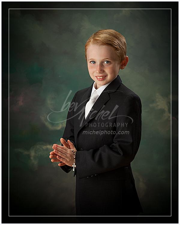 Communion portrait