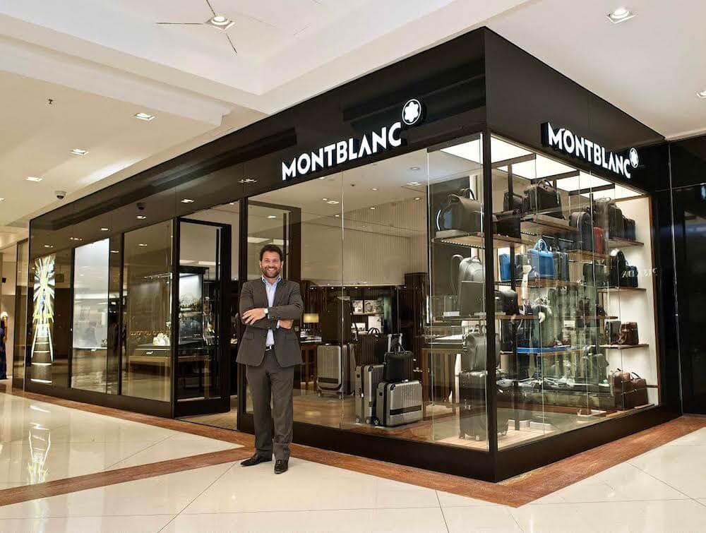 587ec193e No próximo dia 22, a Montblanc inaugura oficialmente a sua primeira  flagship no Brasil, no piso Faria Lima, do Shopping Iguatemi Faria Lima, em  São Paulo.