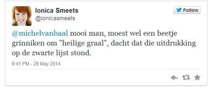 tweet IS