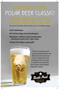 North Peak Brewing Company Polar Bear Classic