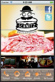 Schnitz Deli Grand Rapids Michigan Android App
