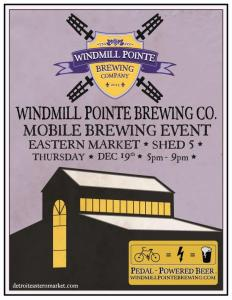 Windmill Pointe Brewing Company Michigan