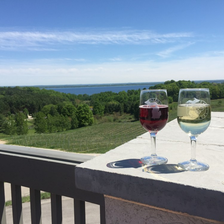 Chateau Chantal Winery Traverse City Michigan