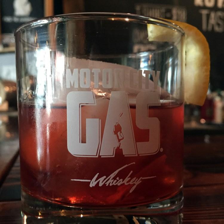 Motor City Gas Royal Oak Michigan