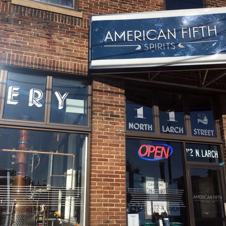 American Fifth Spirits Lansing Michigan