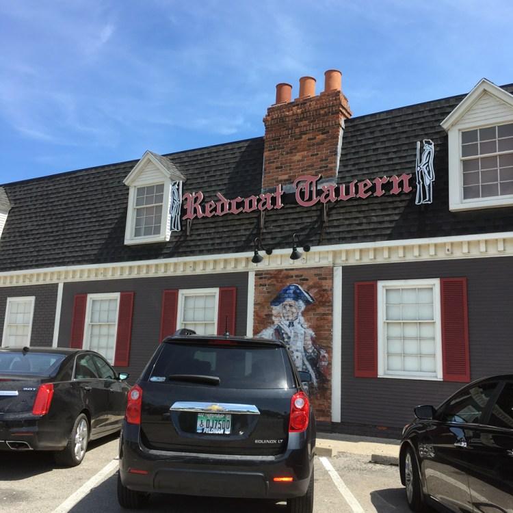 Redcoat Tavern Royal Oak Michigan