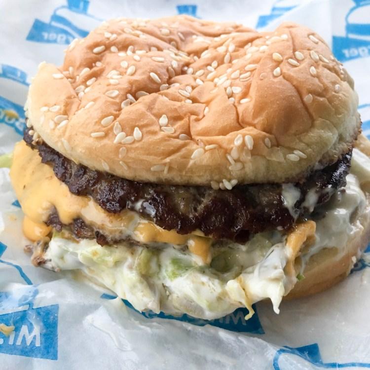 Mr. Burger Olive Burger Grand Rapids