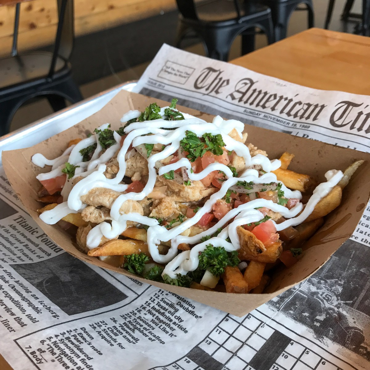 Pic of the Week: La Fork in Dearborn – Michigan Chews & Brews