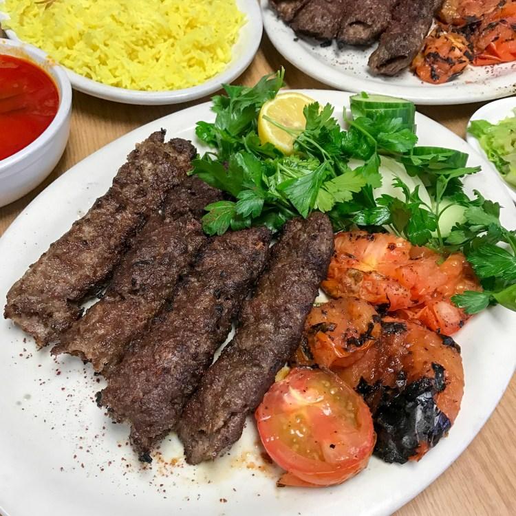 New Akashi Restaurant Detroit Iraqi Food