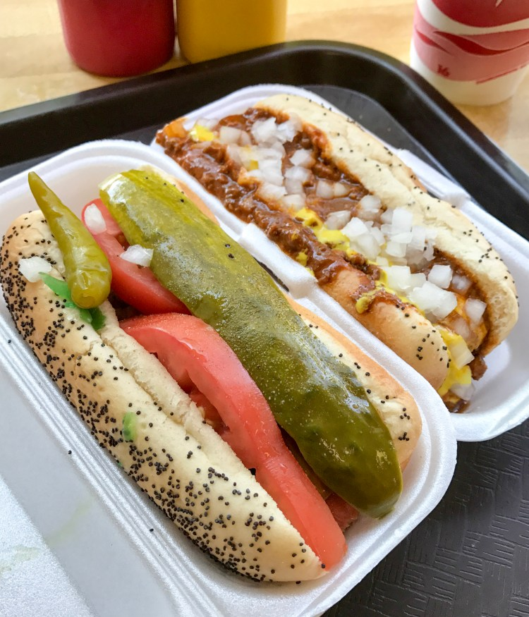 Hippo's Hot Dogs 1648 Rochester Rd, Troy, MI 48083