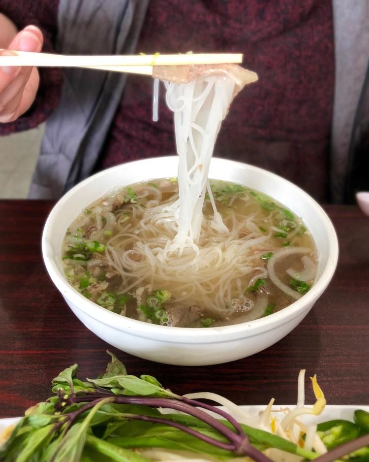 Thuy Trang Restaurant Vietnamese Madison Heights Michigan