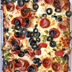 Uncle Andy's Pizza Berkley Farmington Michigan