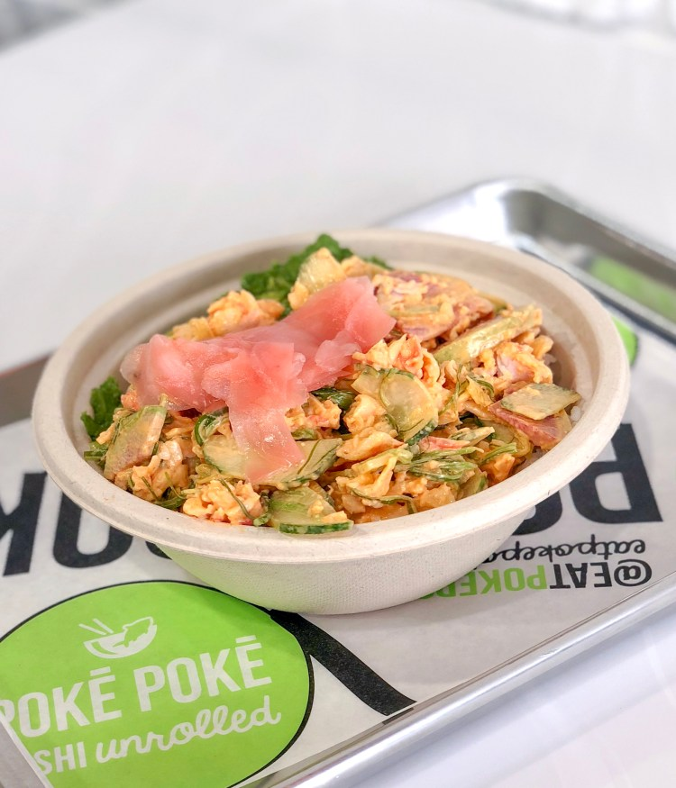 Poke Poke Southfield Michigan