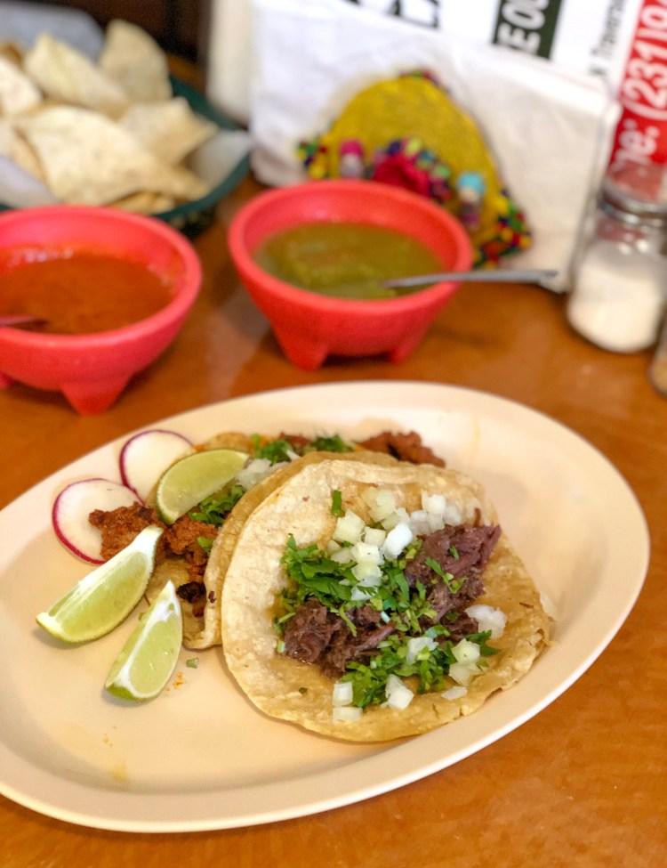 Taqueria TC Latino Traverse City Michigan Tacos