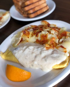 Gest Omelettes Redford Michigan
