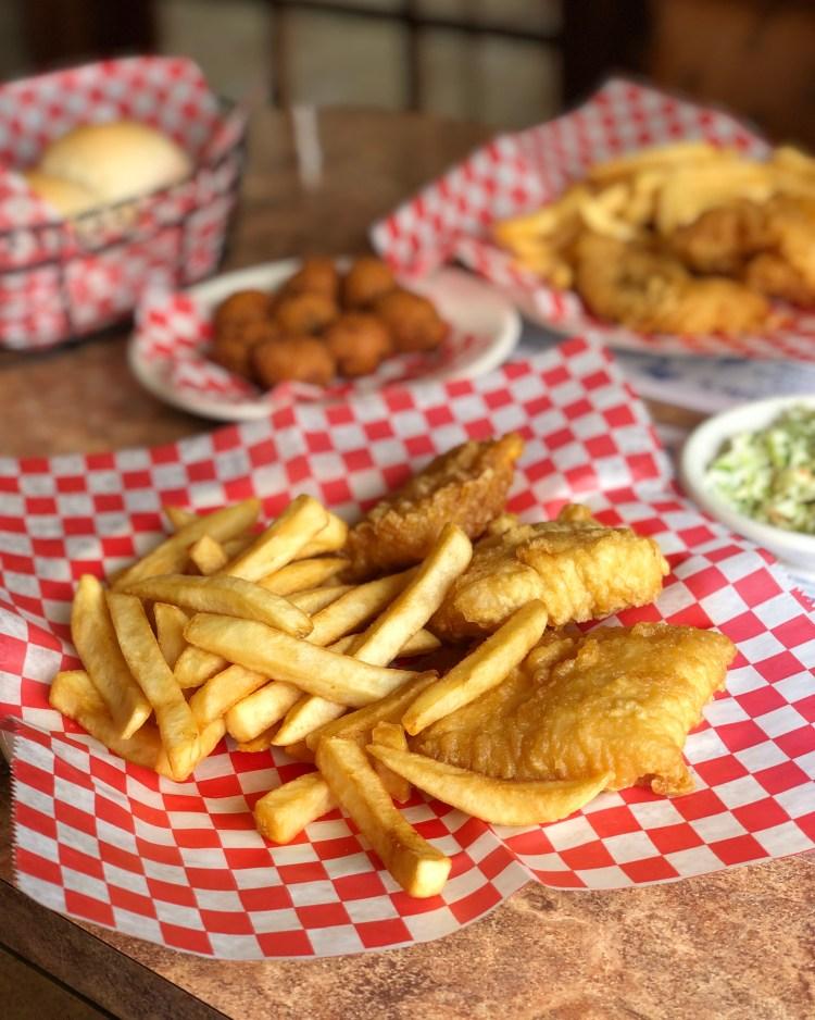 Bet & Jessie's Fish & Chips Redford Michigan
