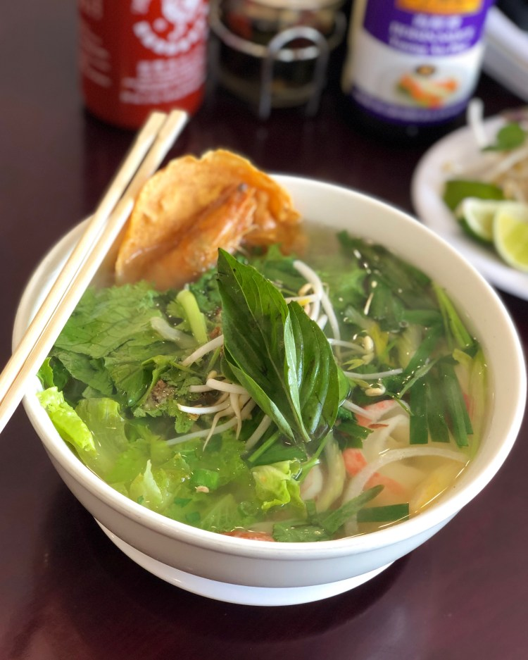 Saigon Diamond Vietnamese Restaurant Madison Heights Detroit