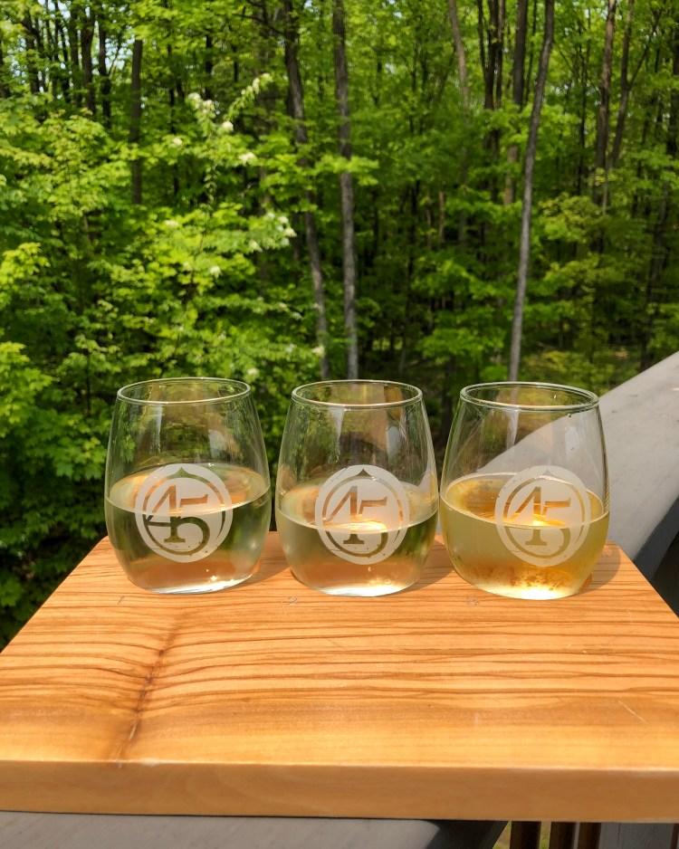 45 North Winery Lake Leelanau