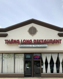 Thang Long Vietnamese Thai Restaurant Madison Heights