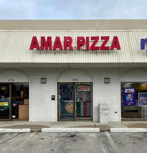 Amar Pizza Hamtramck Detroit Troy Michigan