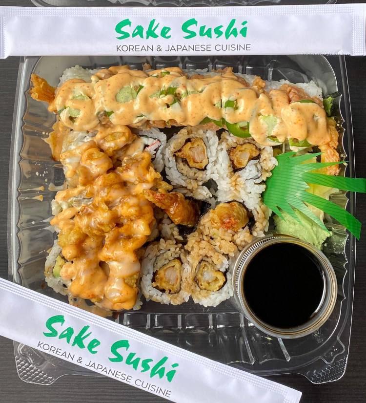 Sake Sushi Royal Oak Michigan