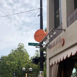 Mani Osteria Ann Arbor Michigan
