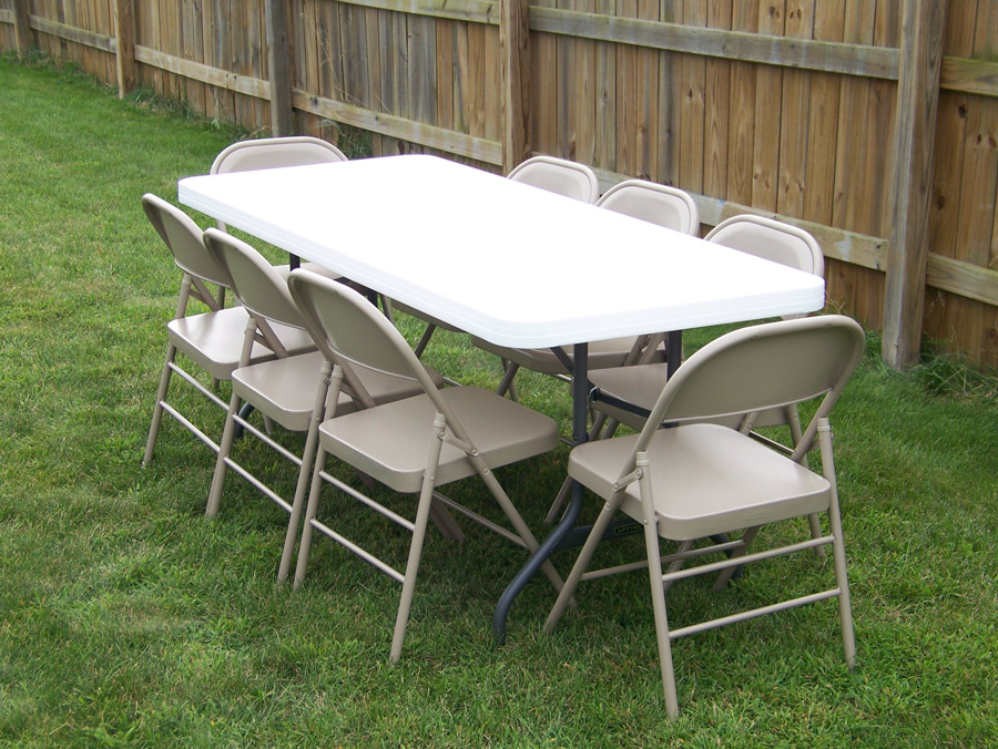 places to rent tables and chairs chair cover christmas decorations table rental michiana party rentals