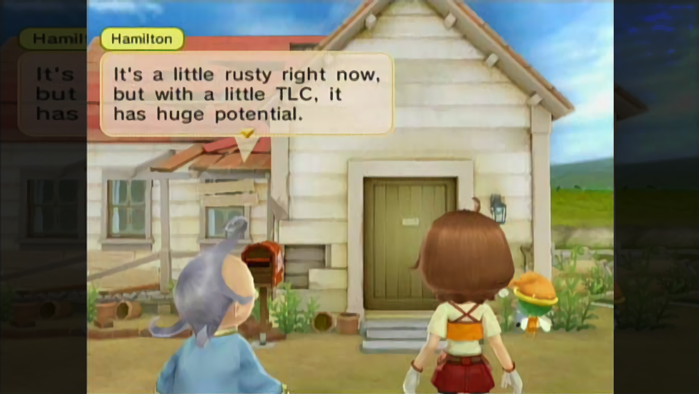 Harvest Moon More Friends Of Mineral Town (Nintendo Game