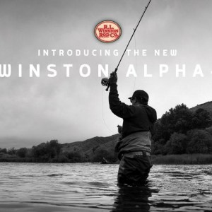 Winston Alpha+ Fly Rods