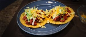 Kidney Bean Tostados Recipe