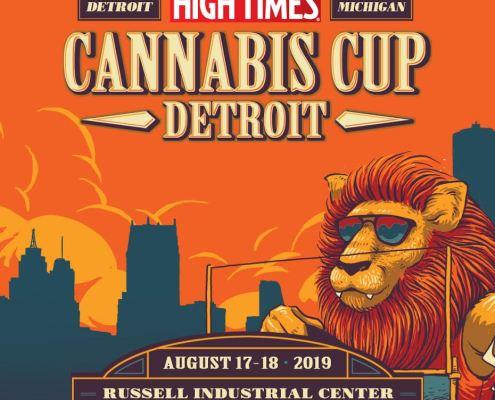 High Times Cannabis Cup Detroit