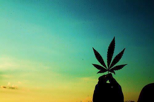 Cannabis Leaf laaralyne